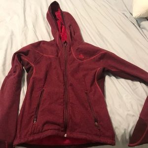 Woman's Adidas fleece jacket